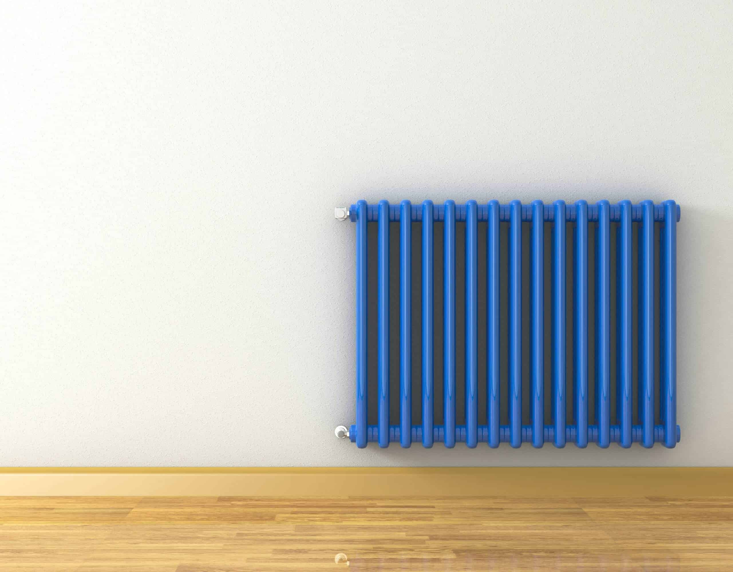 New Radiator Installation in Leigh on Sea Essex